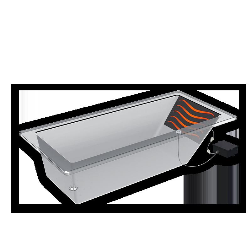 Thermotherapy bathtub installation