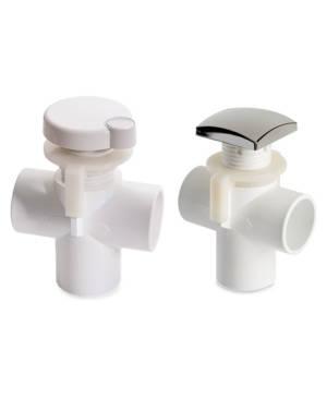 Diverter & Flow control valves